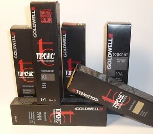 Goldwell Topchic Hair Color Various Nuance 60ml