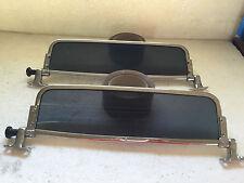 Mercedes190 SL Sonnenschutz Satz R & L Sonnenblende W121 Ponton
