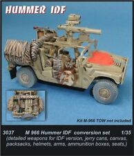 CMK 1/35 M966 HMMWV TOW Armored Hummer IDF Conversion Set (for Academy kit) 3037