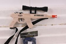 MAGNUM RUBBER BAND GUNS  GL2AKCSS AK COMMANDO PISTOL PLUS AMMO