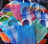 MINI MERCADO BAG , 12 PIECE WHOLESALE SET , PARTY FAVORS , GIFT BAGS , MEXICO