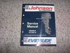 1992 Johnson Evinrude 9.9 10 14 15 HP Outboard Motor Service Repair Manual