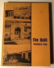1972 Springtown Texas High School Yearbook/Annual~The Quill~Parker County~Wise