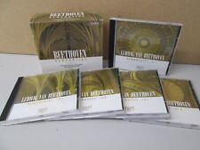HERBERT BLOMSTEDT - Beethoven Symphonies No.1-9 Complete BOX SET 5-CD Dresden