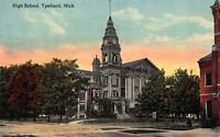 Postcard High School in Ypsilanti, Michigan~122785