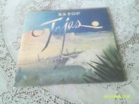 ZZ TOP. TEJAS. TRIFOLD. PICTURE LYRICS SLEEVE. LONDON. PS 680. 1976.
