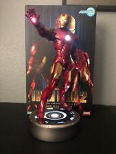 Kotobukiya IRON MAN 2 ARTFX Iron Man MARK IV 1/6 scale PVC painted (RARE)