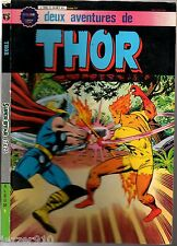 ALBUM THOR n°5 -*- avec n°18-19 -*- ARTIMA COLOR