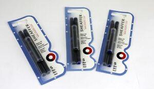 Sheaffer Fountain Pen Ink Cartridges Blue x 15