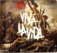 Coldplay - Viva La Vida (Special Edition) (CD 2008) Gate Fold Card Sleeve