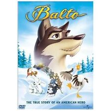 BALTO The true story of an American Hero BRAND NEW Promo Copy SEALED !!