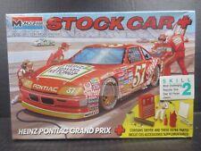 Monogram Heinz Pontiac Grand Prix #57 Hut Stricklin Stock Car Model Kit #2914