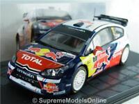 CITROEN C4 WRC RALLY CAR INGRASSIA 2010 PORTUGAL 1/43 SIZE MODEL TYPE Y0675J^*^