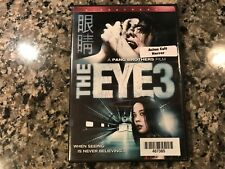 The Eyes 3 Dvd! 2005 Teen Thriller! (See) Ghost Of Mae Nak & The Unseeable