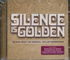 Silence Is Golden 3-disc CD NEW Fleetwood Mac Santana Feliciano