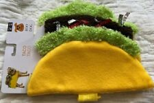 BRAND NEW SPOT ON DOG TACO COSTUME (NO SEQUINS) SIZE M