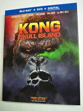 Kong: Skull Island w/Slipcover (Blu-ray/DVD, Includes Digital Copy)