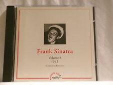 FRANK SINATRA 1935-1939-1942 Harry James Axel Stordahl Hoboken Four CD
