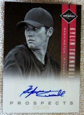 Washington Nationals Kylin Turnbull Signed 2011 Panini Limited Card Auto #/399