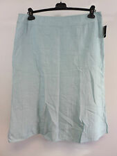 frank walder aqua a-line rose skirt Euro Size 40 Ladies UK 14 RRP £76 BOX85 01 Z