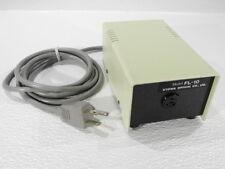 KYOWA OPTICAL FL-10 FLUORESCENT RING ILLUMINATOR