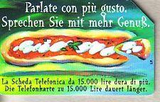 Telefonkarte Italien gut erhalten + unbeschädigt (intern: 2292 )