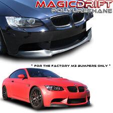 2008-2013 BMW E92/E90 M3 BLACK VRS URETHANE FRONT BUMPER LIP SPOILER