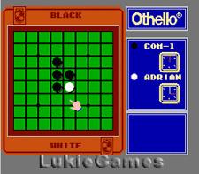 Othello - Classic Fun NES Nintendo Game