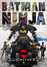 "003 Batman Ninja - USA Japan Action Animation 24""x33"" Poster"