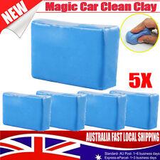 AU Magic Car Clean Clay Cleaning Truck Auto Vehicle Bar Mud Detailing Cleaner 5X