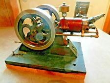 Hit and miss Tom Senior engine vintage.