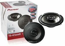 """Pioneer TS-G1644R 6 1/2"""" 2 Way Car Speakers Pair 250W New TSG1644R"""