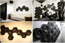 SPEAKERTILE 3D Wall Art Panel - Mosaic Decorative Tile Slate Wallpaper Cladding