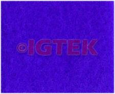 FOGLIO MOQUETTE ADESIVA LISCIA CIARE YAC810-RY 75 X 140 - ROYAL BLU