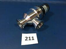 MDC VACUUM PRODUCTS KAV-150-P-10 VACUUM ANGLE VALVE