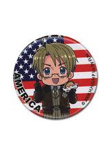 "Hetalia America 1.25"" Button GE16026"