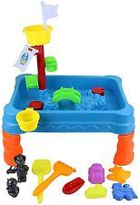 SABBIA E ACQUA tavolo dei pirati gioco bambini giardino esterno gioco con Sabbionaia Toys 314