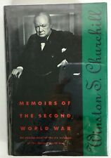 Memoirs Of The Second World War Six Volumes In One  Winston Churchill 1987