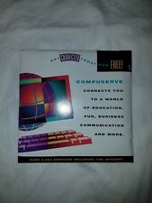 Classic Compuserve CD - Factory Sealed - New In Sleeve