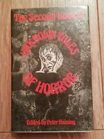 THE SECOND BOOK OF UNKNOWN TALES OF HORROR ~ VINTAGE HARDBACK BOOK 1978 HAINING