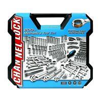 Channel Lock 200 pc professional mechanics tool set Model 39151 NEW Other