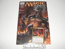 Magic The Gathering Spell Thief #4 Comic IDW Breath Of Malfegor PROMO MTG NEW