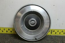 "OEM Single 14"" Black Hub Cap Wheel Cover D4DZ1130A 1972-77 Ford Comet (1692)"