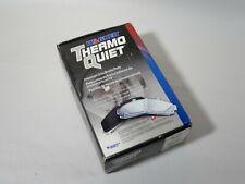 Wagner ThermoQuiet MX52 Semi-Metallic Disc Pad Set, Front