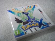 1X Replacement Nintendo 3DS Pokemon X. Empty 3DS Game Case.