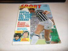 Intrepido Sport N.42 del 1985! Torino-Juventus! Serena! Ottimo!