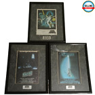 Authentic 1994 Star Wars ChromArt Movie Posters Lot of 3 Episodes  framed