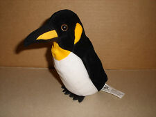 24 K COMPANY SPECIAL EFFECTS 1997 PLUSH BEAN BAG NAPOLEON PENGUIN 7 IN