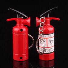 Mini Refillable Butane Gas Keychain Keyring Cigarette Cigar Flame Lighter