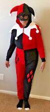 Batman Gester Humor Adult X Small Hooded Costume Pajamas PJ Sleepwear